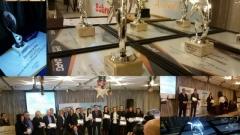 """""""България Ер"""" с призове за най-предпочитана авиокомпания и най-добро обслужване на борда"""