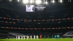 Тотнъм - Лудогорец 1:0, гол на Карлос Винисиус