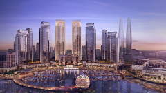 Дубай се сдоби с най-големия закрит тематичен парк