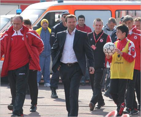 Стойчо Младенов: ЦСКА е без двете си най-важни неща в момента