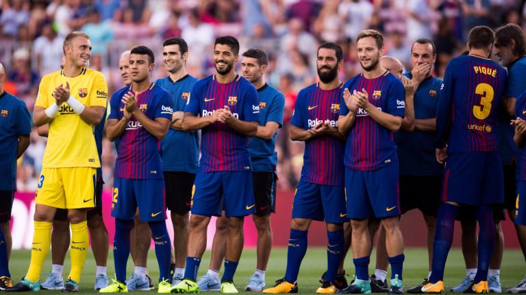 Барса с най-добрата защита в Европа и №1 по феърплей в Ла Лига