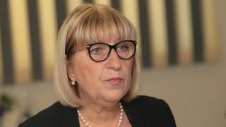 Цецка Цачева иска промени в закона за съдебната власт