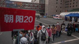11 дни без жертви на коронавируса в Китай, в Ухан изписаха всички
