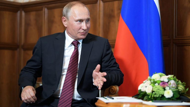 Липсващото богатство на Русия показва как Путин поддържа властта си