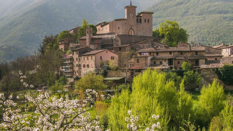 """Градът на """"грозните"""" хора в Италия"""