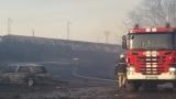 Няма замърсяване на въздуха в района на взрива в село Хитрино