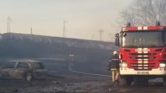 Петима загинали при взрив на цистерна в Хитрино, МВР евакуира селото