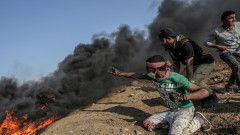 Израел застреля двама палестинци на границата с Газа