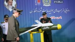 Разкриха ракетите, използвани от Иран при нападението срещу САЩ в Ирак