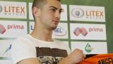 Милчо Ангелов най-после тренира пълноценно