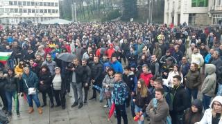 Благоевград излиза на протест в защита на осъдените заради Чората полицаи