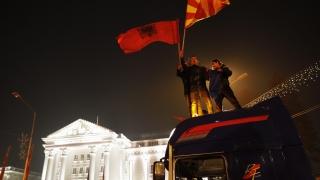 ВМРО-ДПМНЕ бият социалдемократите с по-малко от процент и половина