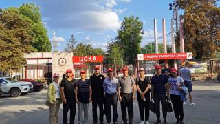 Голям интерес от чуждестранни туристи към мача срещу Зоря