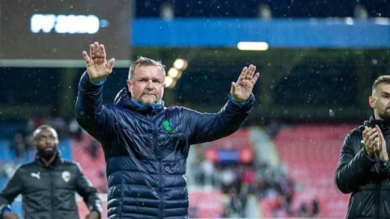 Павел Върба връща 8 футболисти в Лудогорец, стартира подготовката с 25 състезатели