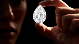 Sotheby's продава 101-каратов диамант срещу криптовалута