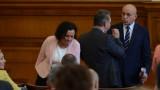 Галиче като схема за избори нажежи парламента
