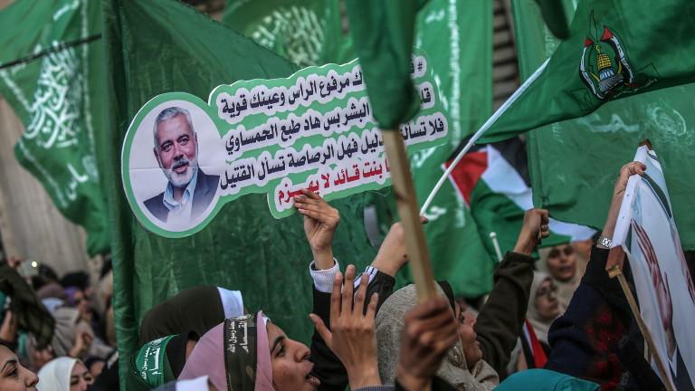 Турция позволява на Хамас да планира атаки срещу Израел от Истанбул