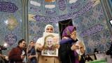 Осмина задържани в Иран за продажба на гласове