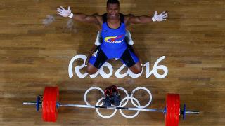 Трима щангисти получиха олимпийските си медали на церемония в Ашхабад