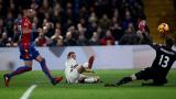 Златан избухна за късна победа на Юнайтед, скандално съдийство беляза мача с Кристъл Палас! (ВИДЕО)