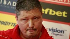Любослав Пенев се разминал два пъти с ЦСКА, вижте защо