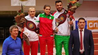 Тарек Абделслам с бронзов медал от шампионата в Грузия