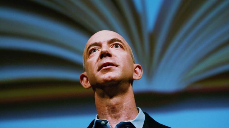 Amazon обмисля да придобие дял от най-големият търговец на дребно