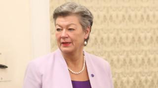 Еврокомисар Илва Йохансон се надява на решение за приемането ни в Шенген