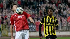 Тимове от Първа лига с горещ интерес към Станислав Манолев