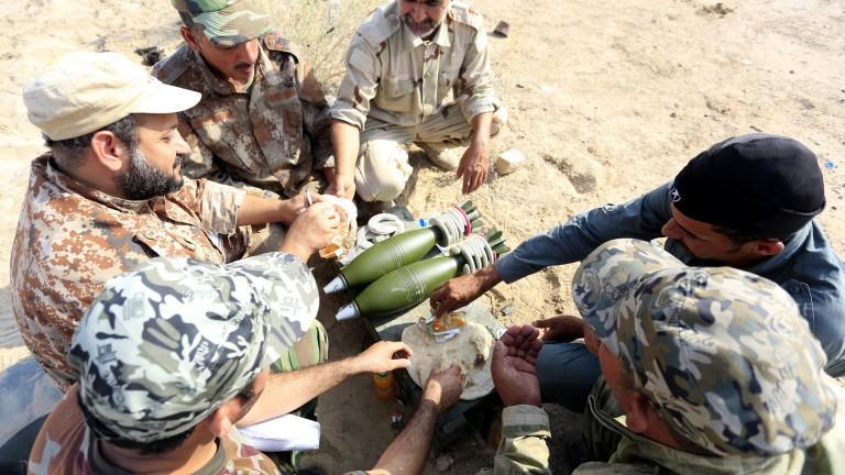 Ирак напада Ислямска държава, за да си отвоюва Тел Афар