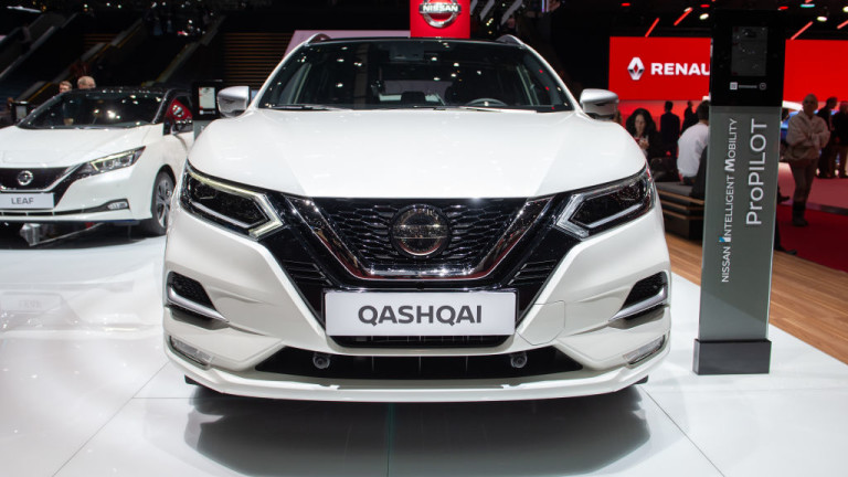 Nissan съкращава 10 000 работни места