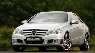Brabus туниговаха Mercedes E-Class Coupe