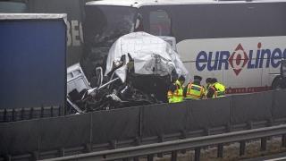 Четирима от пострадалите в Унгария българи се прибраха