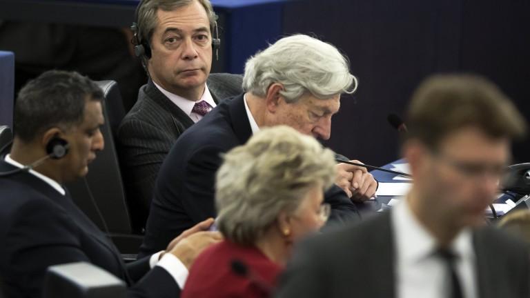 Европейският парламент приветства договореностите между Брюксел и Лондон за Брекзит