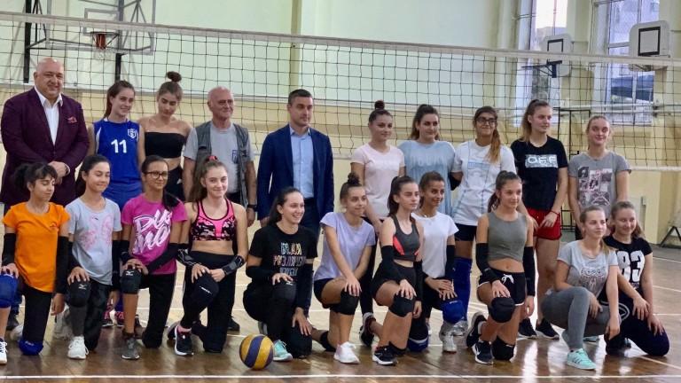 Министър Кралев потвърди: В Ямбол ще има нова спортна зала