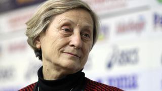 Треньорите нямат вина за състоянието на Цвети, обяснява Нешка Робева