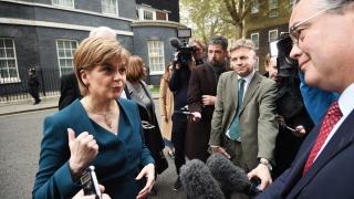 """Премиерът на Шотландия """"дълбоко разочарован"""" след разговори в Лондон за """"Брекзит"""""""