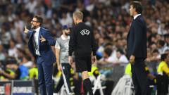 Ди Франческо: Реал просто е по-добрият отбор, няма нищо лошо в това