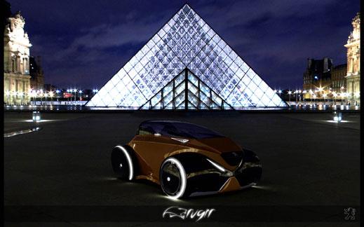 Определиха 10-те най-добри проекта в конкурса на Peugeot (галерия)