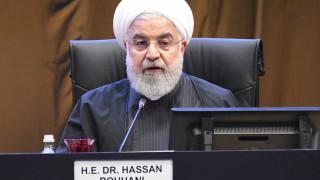 Рохани: Санкциите срещу Иран ще бъдат отменени