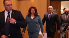 Илияна Йотова настоя за втори щаб - икономически