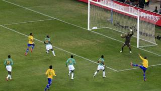 Бразилия натупа Кот д'Ивоар