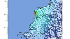 Ново земетресение в Еквадор от 6,1 по Рихтер