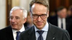 Президентът на Бундесбанк Йенс Вайдман подаде оставка