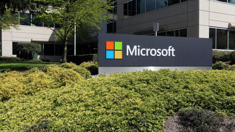 Бившият директор по облачните услуги на Amazon отива в Microsoft