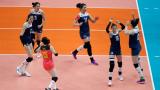 Китай е вторият финалист в женския волейбол