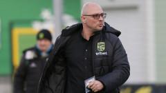 Бесният Асен Букарев: Футболистите не може да продължават така