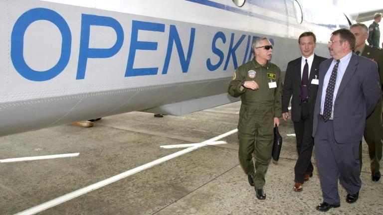 """Русия може да се оттегли от """"Открито небе"""" до лятото"""