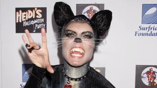 Хайди Клум - Кралицата на Хелоуин! (СНИМКИ)