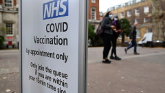 Британия предлага алтернатива на AstraZeneca на хората под 40 години